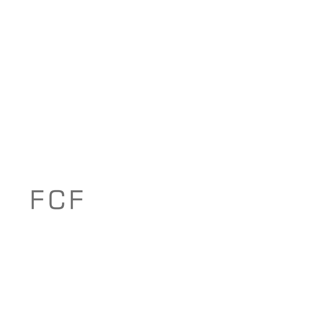 FCF Consulting Partners Logo WHITE